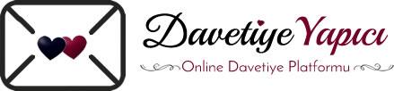 Davetiye Düğün Davetiyeleri – Online davetiye platformu