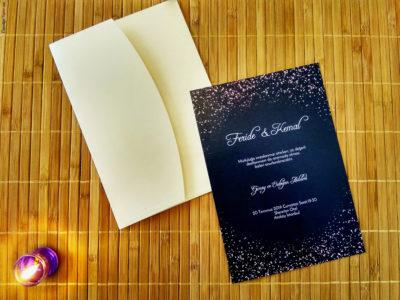 özel tasarım davetiye 14nil1420